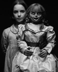 Annabelle Comes Home Best Horror Movies, Horror Films, Scary Movies, Mckenna Grace, 3 Movie, Love Movie, Patrick Wilson, The Conjuring, Chucky