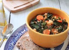 Vegetables Stew (kidney/chickpeas)
