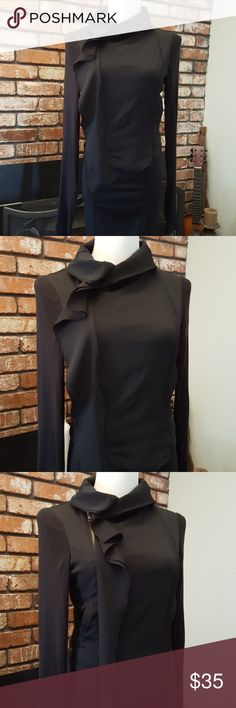 """Bar III Jacket Moto style jacket. Length measured from the back: Back is approx 16""""  Front is approx. 19.5"""" in the middle and approx. 18 on the waist. Bar III Jackets & Coats"""