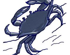 Popular items for blue crab on Etsy