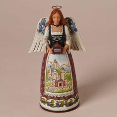 Jim Shore, German Angel $31.00