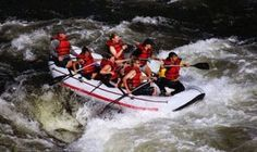 Rafting Cross Mountain