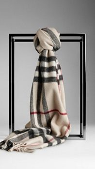 """To Own a """"Little"""" Burberry- can never go wrong with a burberry scarf"""