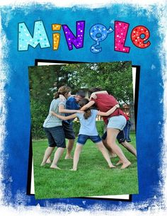 Mingle- a Hilarious Game for Large Groups   Family Reunion Helper