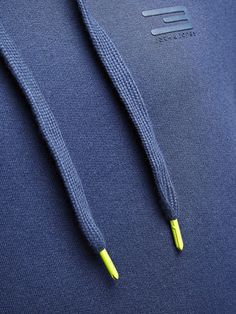 Details we like / Sweatshirt / Blue / Gold / Number / Clean / at Breeze Sweat, DRESS BLUE