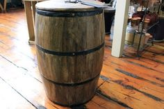 Large Storage Barrel