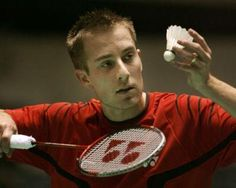 Peter Gade, best badminton player ever! Badminton Match, Badminton Championship, Handball Players, Singles Events, Sport Online, European Championships, Sports Pictures, Denmark, Aalborg