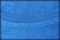 Coverstitch neck band