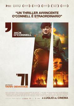 '71 Un film di Yann Demage con Jack O'Connell, Sam Reid e Sean Harris.