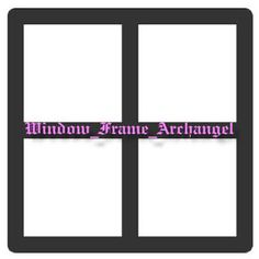 Window_Frame Svg_Archangel