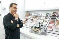 Platicamos con Christian Guglietta, make-up artist de Sisley