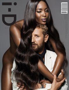 Naomi graces i-D