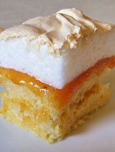 My old time favorite Hungarian Desserts, Hungarian Recipes, No Bake Desserts, Easy Desserts, Dessert Recipes, Torte Cake, Foods To Eat, No Bake Cake, Bakery