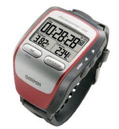 Garmin forerunner 305 - great for biking dads