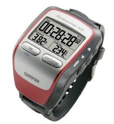 Garmin forerunner 305 - great for biking dads