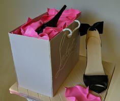 cakes with shoe designs - Pesquisa Google