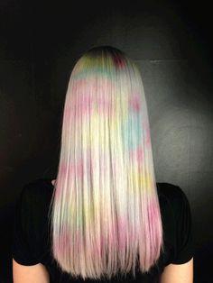 Marble dye by Bradley