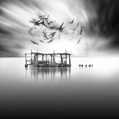 Last Trip – Les superbes photographies en noir et blanc de Vassilis Tangoulis (image)