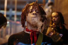 Stream Make A Wish / The World Is Yours (prod. Diplo) {Original} by Trippie Redd from desktop or your mobile device Trippie Redd, Trippy Iphone Wallpaper, Lil Bibby, Famous Dex, Dead Dog, Love U Forever, Lil Pump, Music Heals, Pretty Men