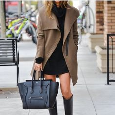 NEW STUNNING INSPIRATION - Daily fashion inspo @STYLESTUDIO Picture lolariostyle #howtochic #ootd #outfit