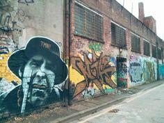 Belfast, Times Square, Street Art, Travel, Voyage, Viajes, Traveling, Trips, Tourism