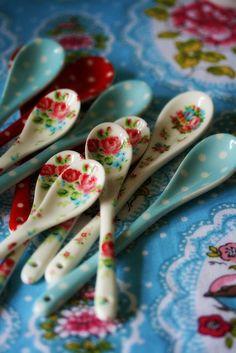 GreenGate spoons
