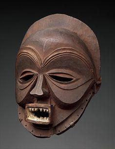 Mbunda Sachihongo Mask, Zambia Collection: Sir Jacob Epstein
