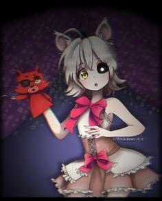 fnaf mangle y foxy anime - Google-søgning