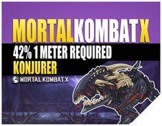 Mortal Kombat XL Alien Combo Setup Guide Gameplay   Konjurer Variation   PS4   Xbox One   PC Mortal Kombat X is a fighting video game developed by NetherReal...