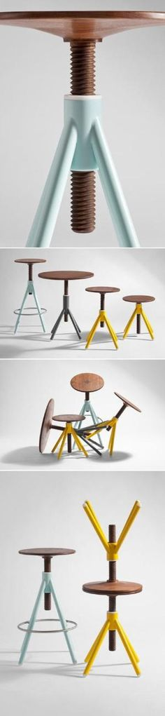 stool by robert