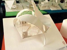 Concept Models Architecture, Maquette Architecture, Paper Architecture, Pavilion Architecture, Amazing Architecture, Architecture Design, Landscape Architecture Model, Sustainable Architecture, Residential Architecture