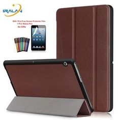 PU leather Folio Stand Smart Case For Huawei MediaPad Play Pad, Tablet Cover, Pu Leather