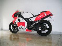 Yamaha TZR 125 R Marlboro Red Rocket