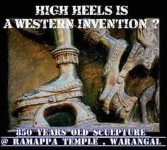 High heels in ancient Indian world Wow Facts, Real Facts, Funny Facts, Weird Facts, Some Amazing Facts, Unbelievable Facts, Indian Philosophy, Unique Facts, India Facts