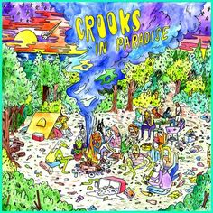 Crooks In Paradise, by Crooks