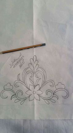 Discover thousands of images about noksha Tambour Embroidery, Hand Embroidery Videos, Hand Embroidery Patterns, Applique Patterns, Floral Embroidery, Embroidery Stitches, Machine Embroidery, Wreath Drawing, Fabric Painting