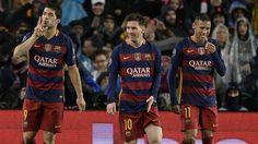 ICC: Barca beats Madrid in friendly El-Clasico