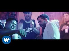 The Hubby and kiddos had an adorable cameo in this ILOVEMAKONNEN video featuring Drake