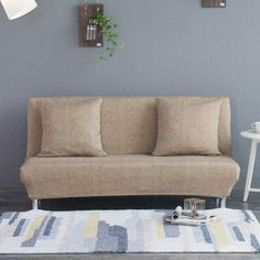 Pattern Type: SolidModel Number: Sofa Bed CoverBrand Name: TUEDIOApplicable Sofa: Double-seat SofaStyle: ModernSize: 120cm--229cmPattern: PrintedMaterial: Polyester/SpandexProduction: Sofa Bed Cover Sofa Bed Set, Folding Sofa Bed, Living Room Chairs, Home Living Room, Living Room Decor, Single Couch, Sofas, Cheap Couch, Corner Couch