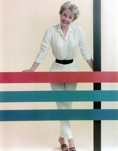 Doris Day Another option for the hourglass girl.