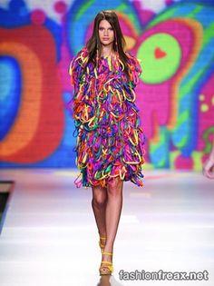 dress - Agatha Ruiz de la Prada