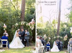 Wedding Portfolio » (Once Like a Spark) Photography