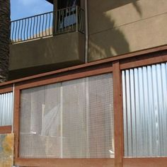 Fences On Pinterest Corrugated Metal Fence Fence And