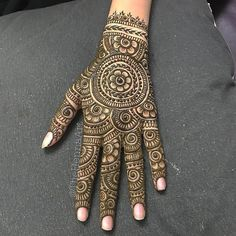 Henna Flower Designs, Pretty Henna Designs, Latest Bridal Mehndi Designs, Full Hand Mehndi Designs, Henna Art Designs, Mehndi Designs 2018, Mehndi Designs For Beginners, Mehndi Designs For Girls, Mehndi Design Photos