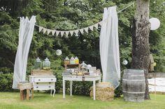 Trendschau: Gartenhochzeiten mit 8 Tipps für eure Hochzeit im Freien von Christine Jütte | Hochzeitsblog - The Little Wedding Corner