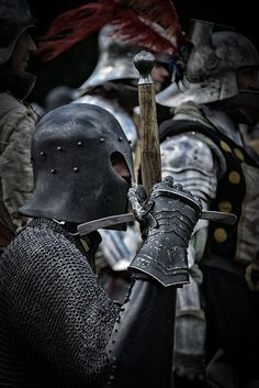 Preparing for Battle, , Herstmonceux Castle