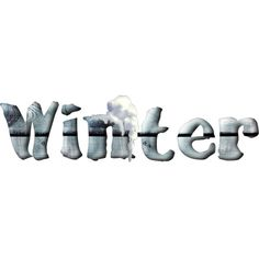 HighFour_Winter_Joy_Element22.png ❤ liked on Polyvore featuring winter, words, christmas, text, phrase, quotes and saying