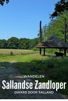 Afwisselende meerdaagse wandeltocht dwars door Salland Weekender, Walking Routes, Walkabout, Best Hikes, Netherlands, Holland, Paths, Places To Go, Trail