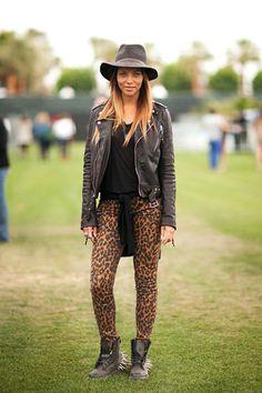 animal print pants! want!
