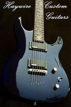 Haywire Custom Guitars Telestrater